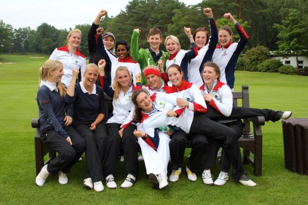 1. Damenmannschaft GCHubbelrath