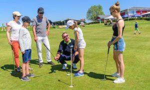 Golf-Erlebniswoche: Golfanlagen laden zum Ausprobieren ein