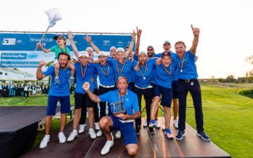 GC Hösel gewinnt Bronze beim Final Four