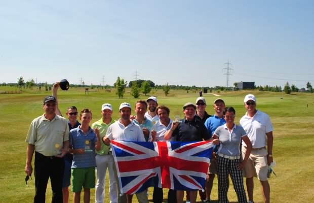 Gute Stimmung überall – bei den Teilnehmern und den Siegern des WGC-Qualifikationsturniers