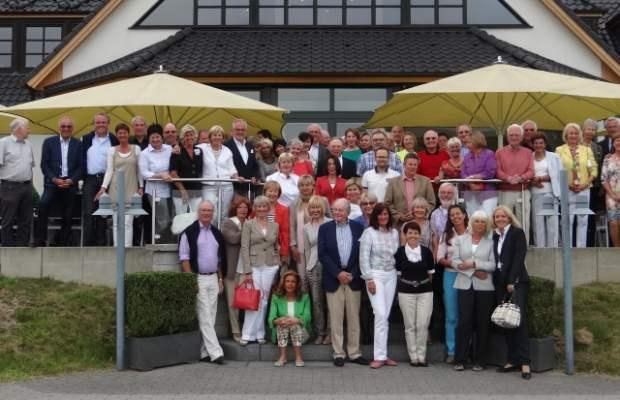 Teilnehmer und Preisträger beim Eckhard Busch Stiftungs-Turnier