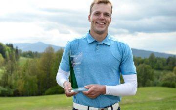 Finn Fleer gewinnt auf der ProGolf Tour die EXTEC Trophy