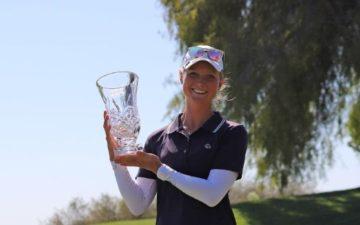 Sophie Hausmann gewinnt ersten Titel auf der Symetra Tour