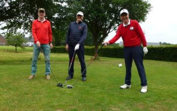 Gelungener Neu-Start der Presse-Golfer in NRW im GC Op de Niep