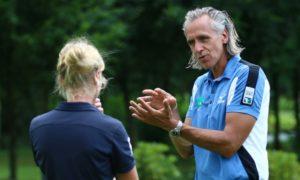 Paukenschlag: Coach Christoph Herrmann verlässt Hubbelraths Damenteam