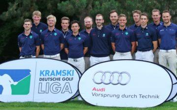 Hubbelraths Herren für's Final-Four qualifiziert