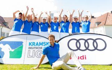 DGL-Tagessieg für GC Hubbelraths Damen, die Herren Zweiter, aber jetzt Spitzenreiter