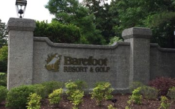 """""""Barefoot Resort & Golf"""" in Myrtle Beach – optimal, und dann noch vier Weltklasse-Golfplätze"""