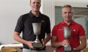 Finn Fleer und Mats Iwand erneut PGA NRW-Vierer-Champion