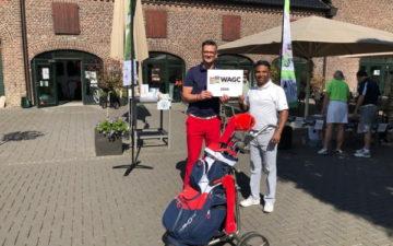 Endlich – WAGC-Start 2020 im Golfpark Renneshof