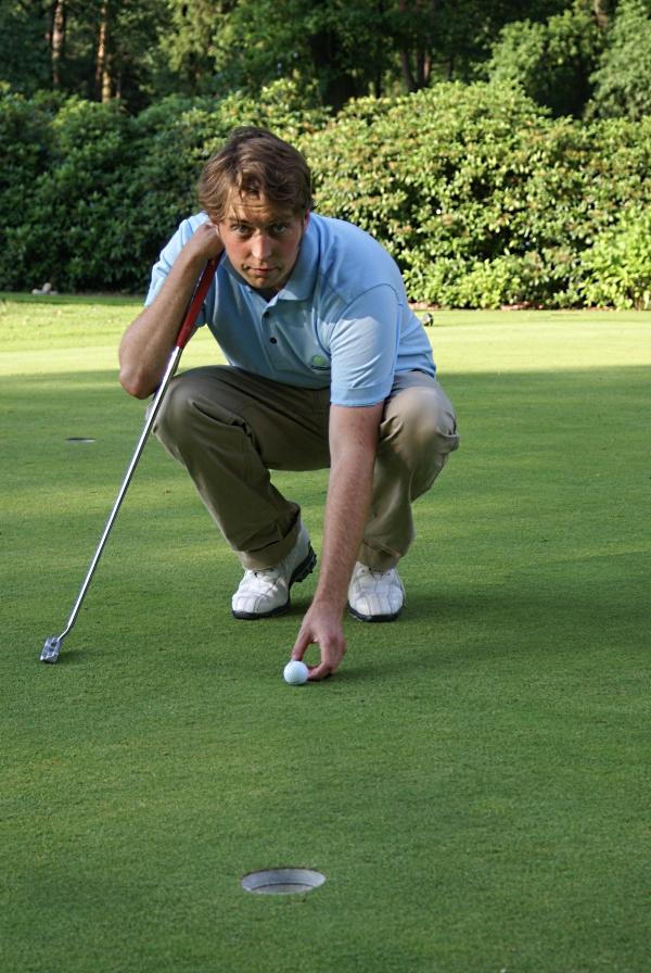 Max Glauert: Vom Golf-Pro wieder zum Hockey-Amateur