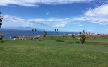 Teneriffa – super Golf bei super Wetter