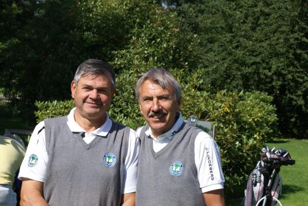 Zwei Spieler – drei Punkte: Norbert Büsgen und Klaus Weyl