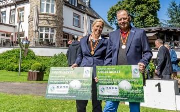 Wieder siegte Martin Birkholz – aber keine Medaille für Susanne Dieners