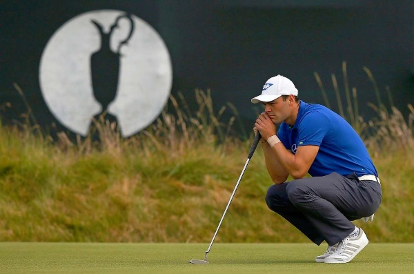 Kaymer the open