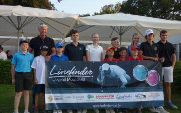Linefinder-Cup im GC Düsseldorf-Grafenberg