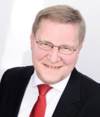 GC Duvenhof-Präsident Gerhard Frank
