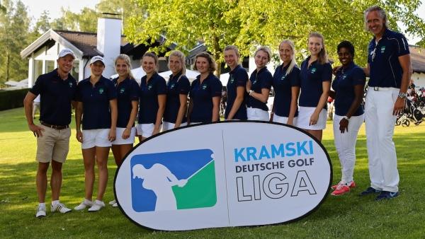 Auch das Damenteam des GC Hubbelrath hat sich für das Final Four im GC Lich qualifiziert