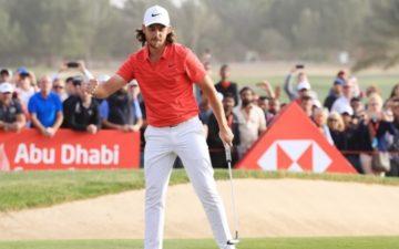Martin Kaymer in Abu Dhabi auf Platz 27