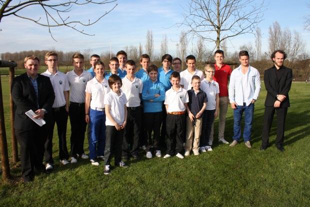Erfolgreiche Jugendarbeit im G&CC Velderhof