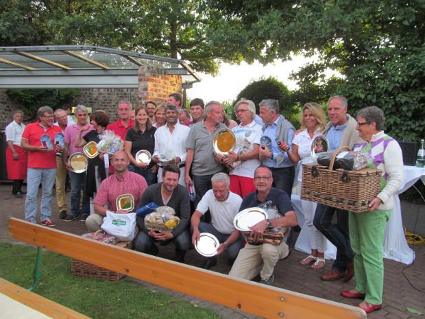 "Preise über Preise bei den ""Duvenhof Open"" im GC Duvenhof"