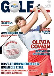 Golf an Rhein und Ruhr Titelbild 01/2020