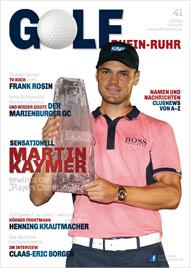Golf an Rhein und Ruhr Titelbild 02/2014