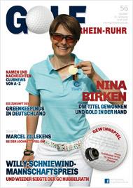 Golf an Rhein und Ruhr Titelbild 02/2017
