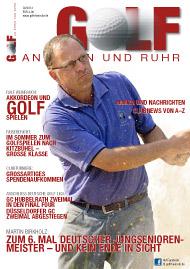 Golf an Rhein und Ruhr Titelbild 03/2013