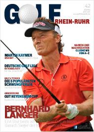 Golf an Rhein und Ruhr Titelbild 03/2014