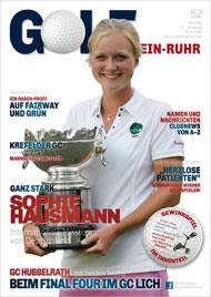 Golf an Rhein und Ruhr Titelbild 03/2016