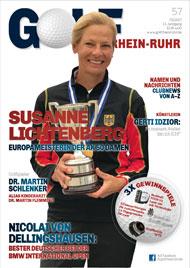 Golf an Rhein und Ruhr Titelbild 03/2017