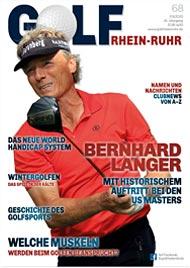 Golf an Rhein und Ruhr Titelbild 03/2020