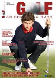 Golf an Rhein und Ruhr Titelbild 04/2013