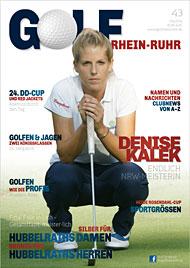 Golf an Rhein und Ruhr Titelbild 04/2014