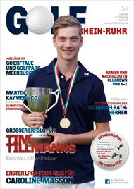 Golf an Rhein und Ruhr Titelbild 04/2016