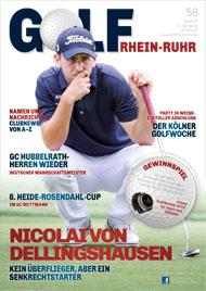 Golf an Rhein und Ruhr Titelbild 04/2017
