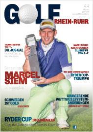 Golf an Rhein und Ruhr Titelbild 05/2014