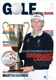 Golf an Rhein und Ruhr Titelbild 05/2015