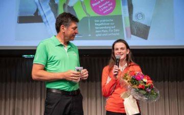 Christiane Stenger vom GC Haus Bey Haus Bey besteht höchste Schiedsrichter-Prüfung mit Auszeichnung