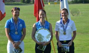 Silber für Nina Birken, Platz 4 für Marcel Zillekens