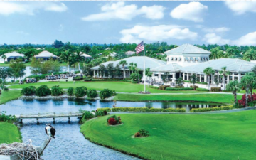 Das ist Ihr Weltklasse-Golfclub: Crown Colony G&CC in Fort Myers