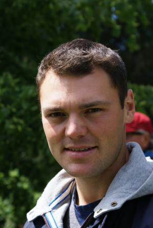Prominenter Gast im GC Hubbelrath: Martin Kaymer