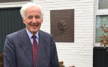 Golf Club Hubbelrath ehrt Udo van Meeteren